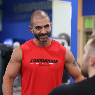 Anthony Gelardi - Trainer