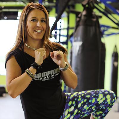 Joanna Brown - Trainer