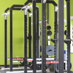 Squat Racks & Free Weights